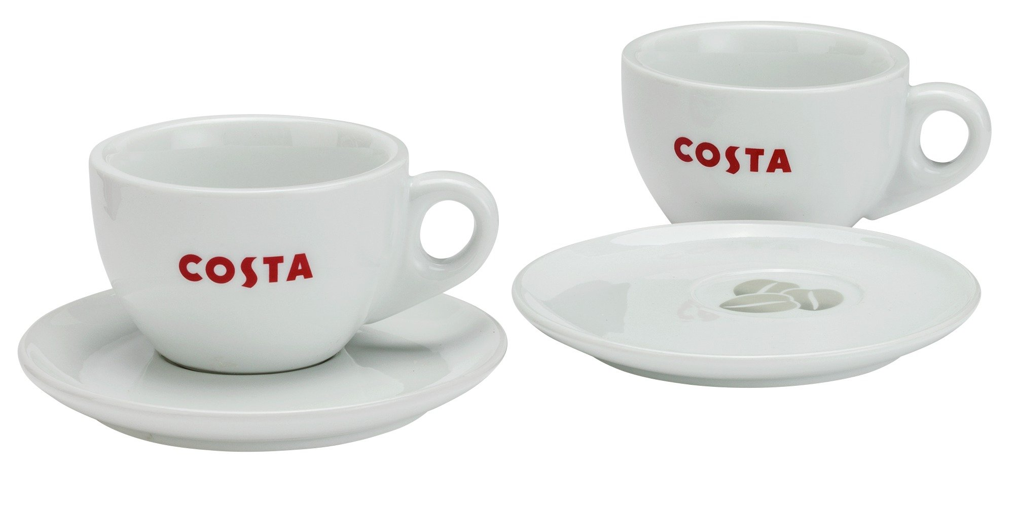 Image of Costa Cup and Saucer Duo Set
