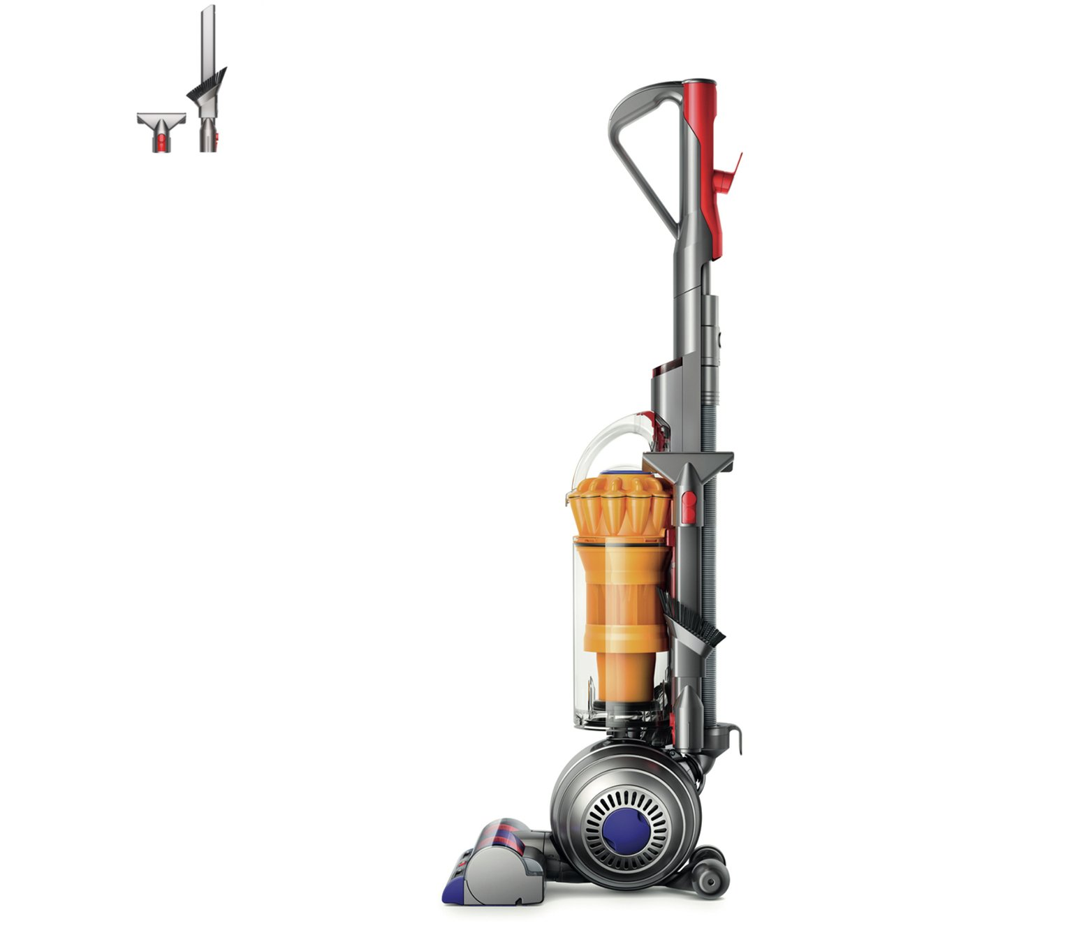 dyson light ball multifloor bagless upright vacuum cleaner