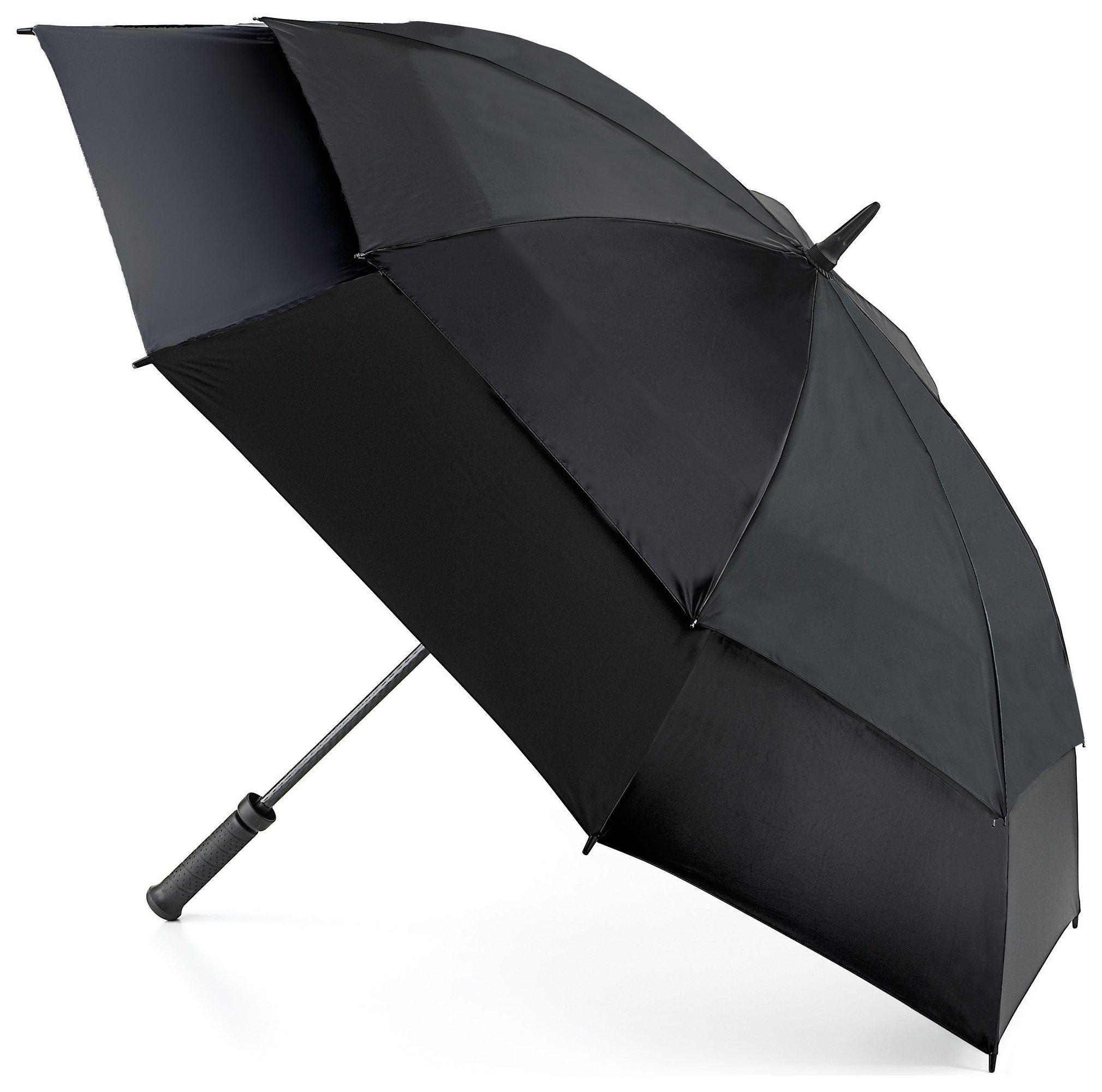 Fulton Stormshield Umbrella - Black