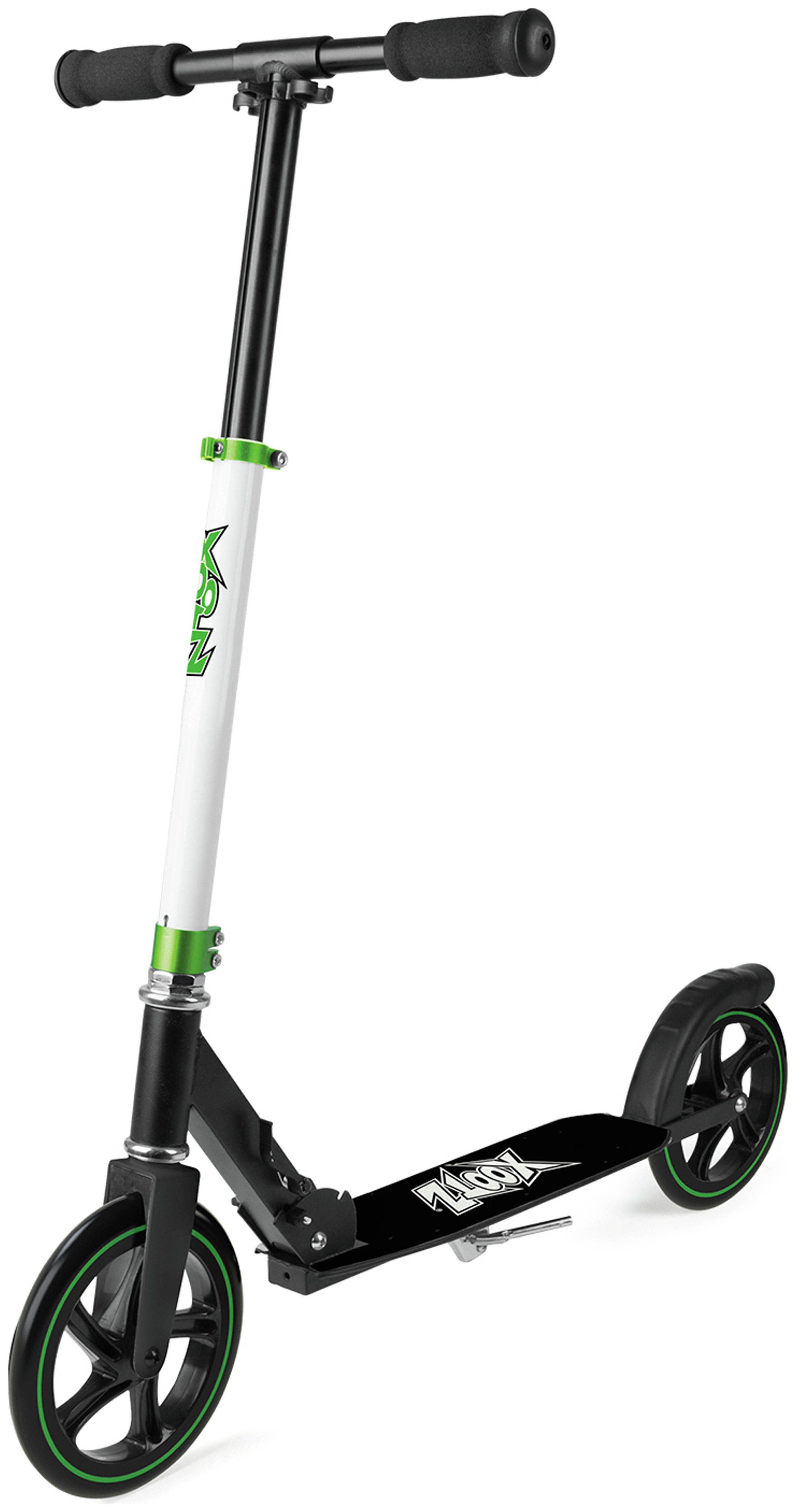 Xootz Large Scooter - Black