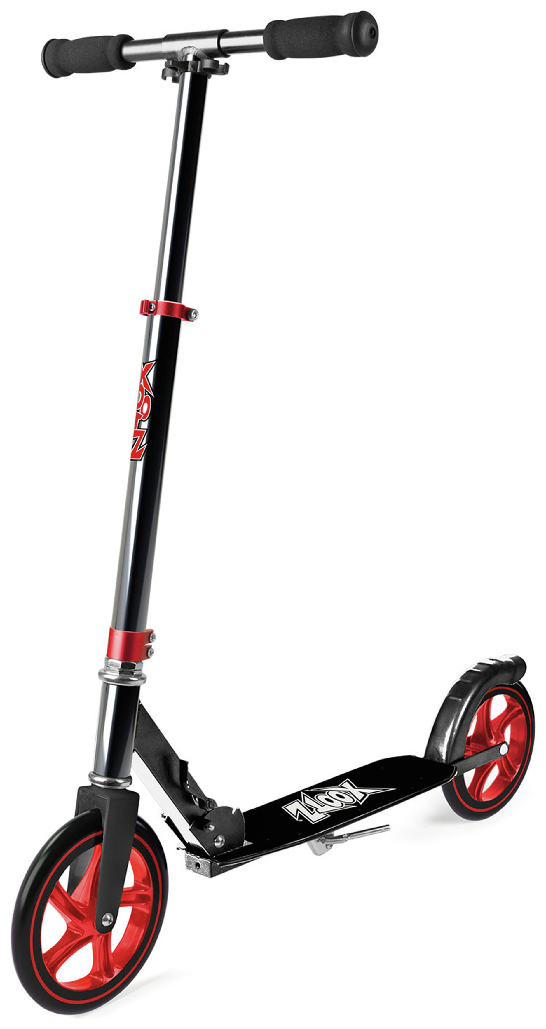 Xootz Large Wheeled Scooter - Gunmetal