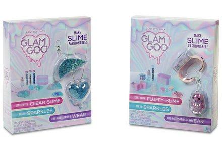 Glam Goo Theme Slime Pack Assortment