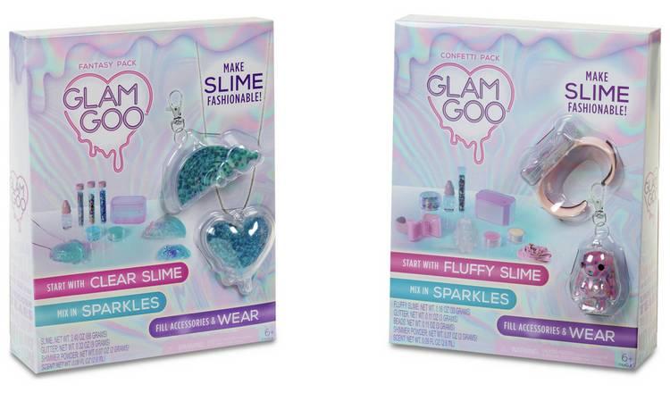 Glam Goo Fantasy Packs
