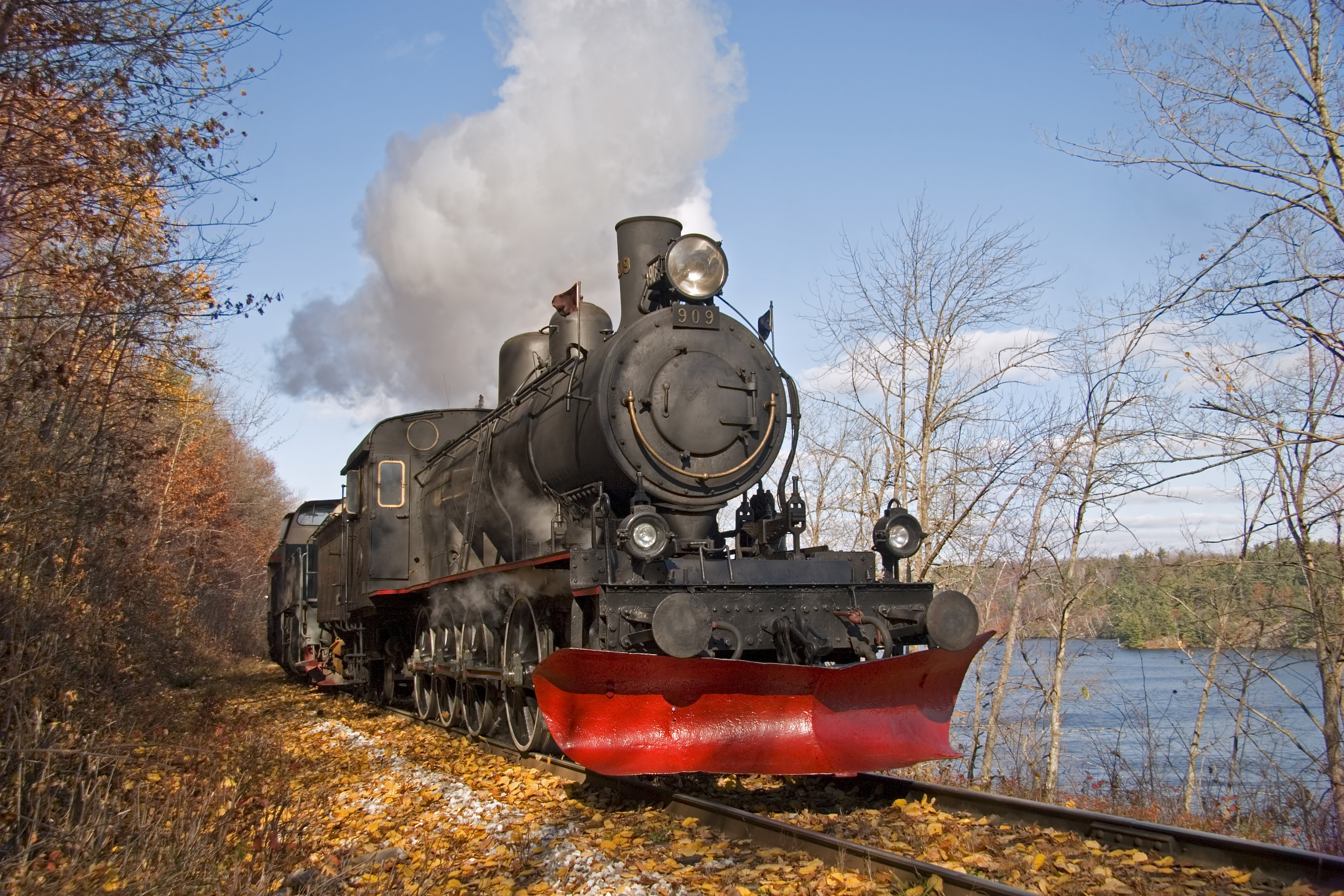 Steam Train Ride for Two.