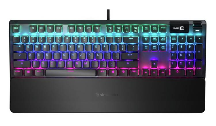 SteelSeries Apex 5 Wired Gaming Keyboard