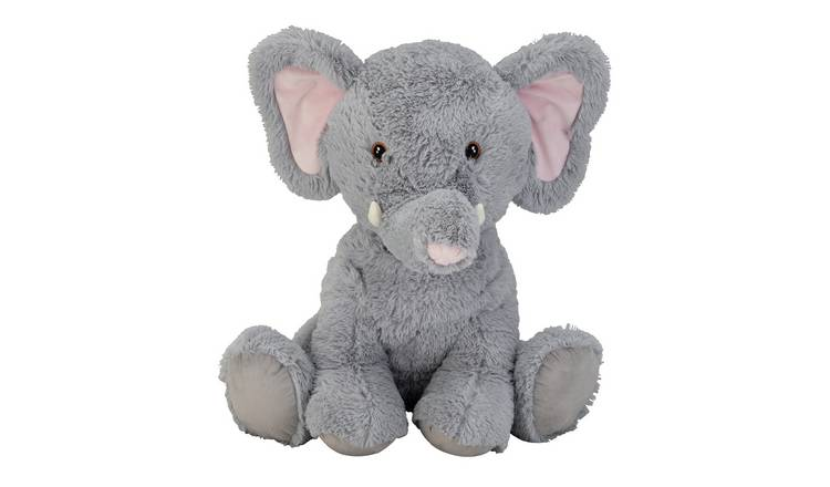 26 Inch Safari Elephant Soft Toy