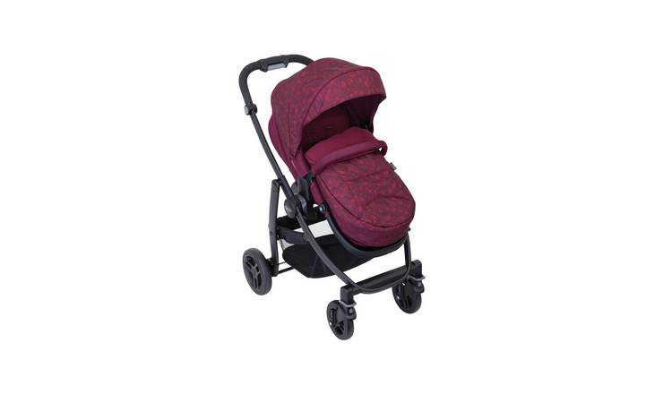 Graco EVO Stroller - Red Leopard