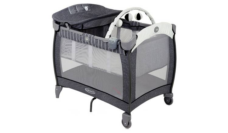 Graco Countour Electra Suits Me Travel Cot