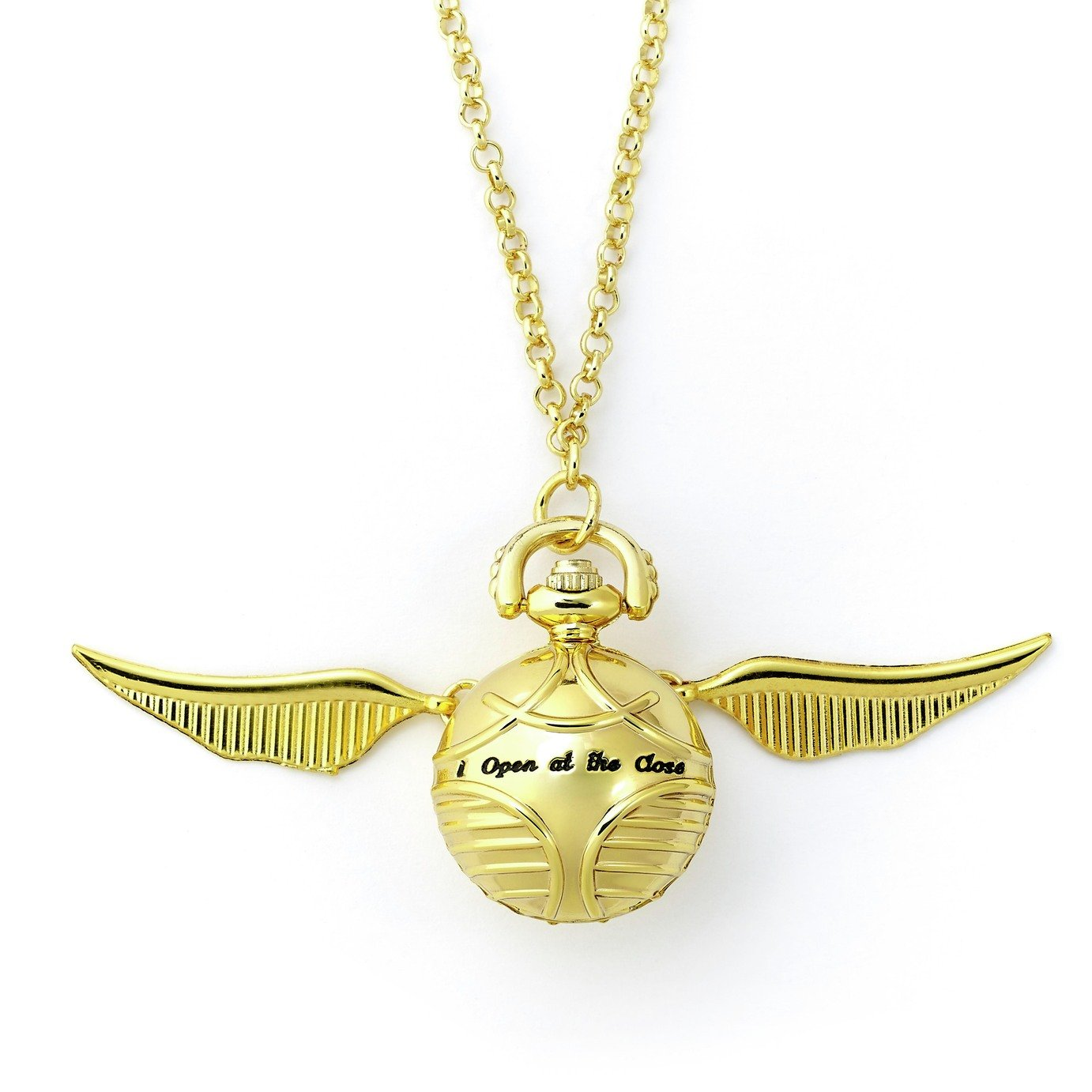 Harry Potter Golden Snitch Watch and 25 Inch Pendant
