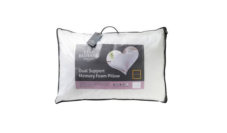 The Fine Bedding Company Dual Side Pillow