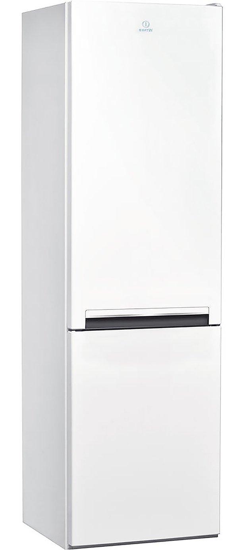 Indesit LD70 N1 K Freestanding Fridge Freezer - Black