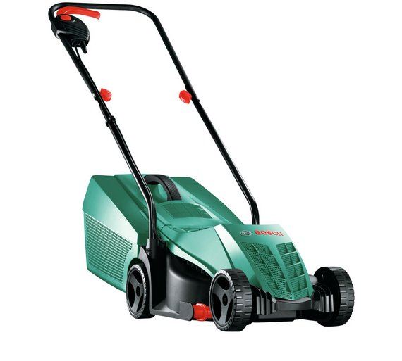 buy bosch rotak 32 12 corded rotary lawnmower 1200w at. Black Bedroom Furniture Sets. Home Design Ideas