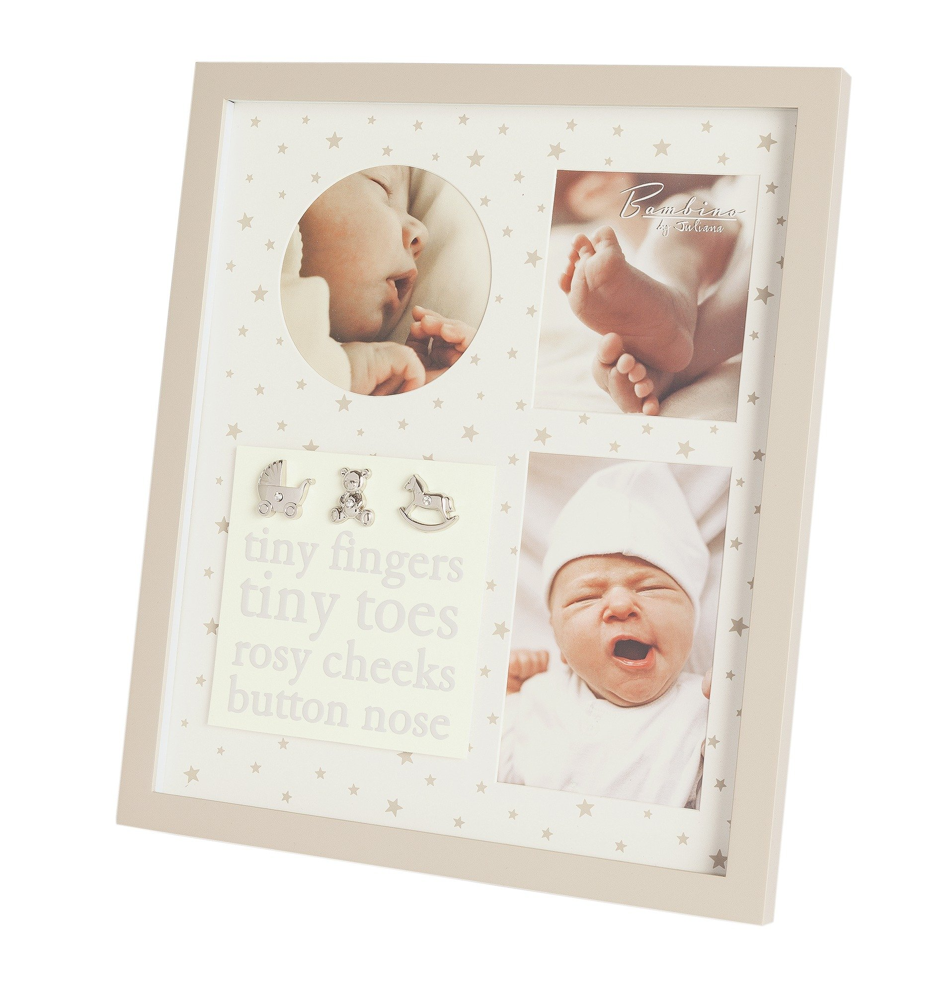 Image of Bambino Tiny Fingers Collage Frame