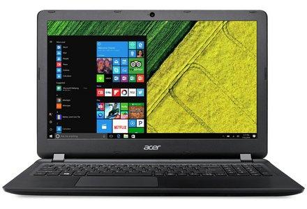 Acer Aspire ES 15.6 Inch AMD E1 4GB 500GB Laptop - Black