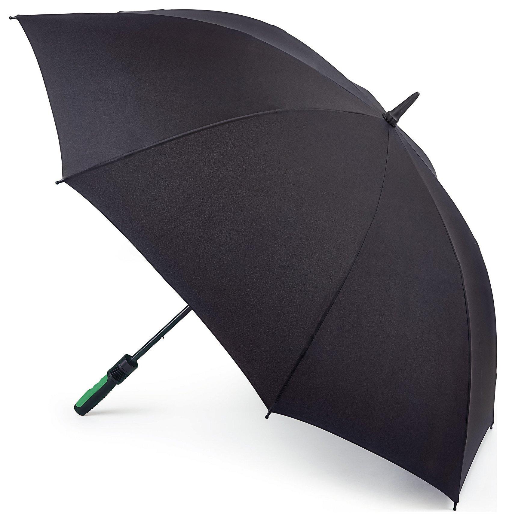 Fulton Cyclone Umbrella - Black