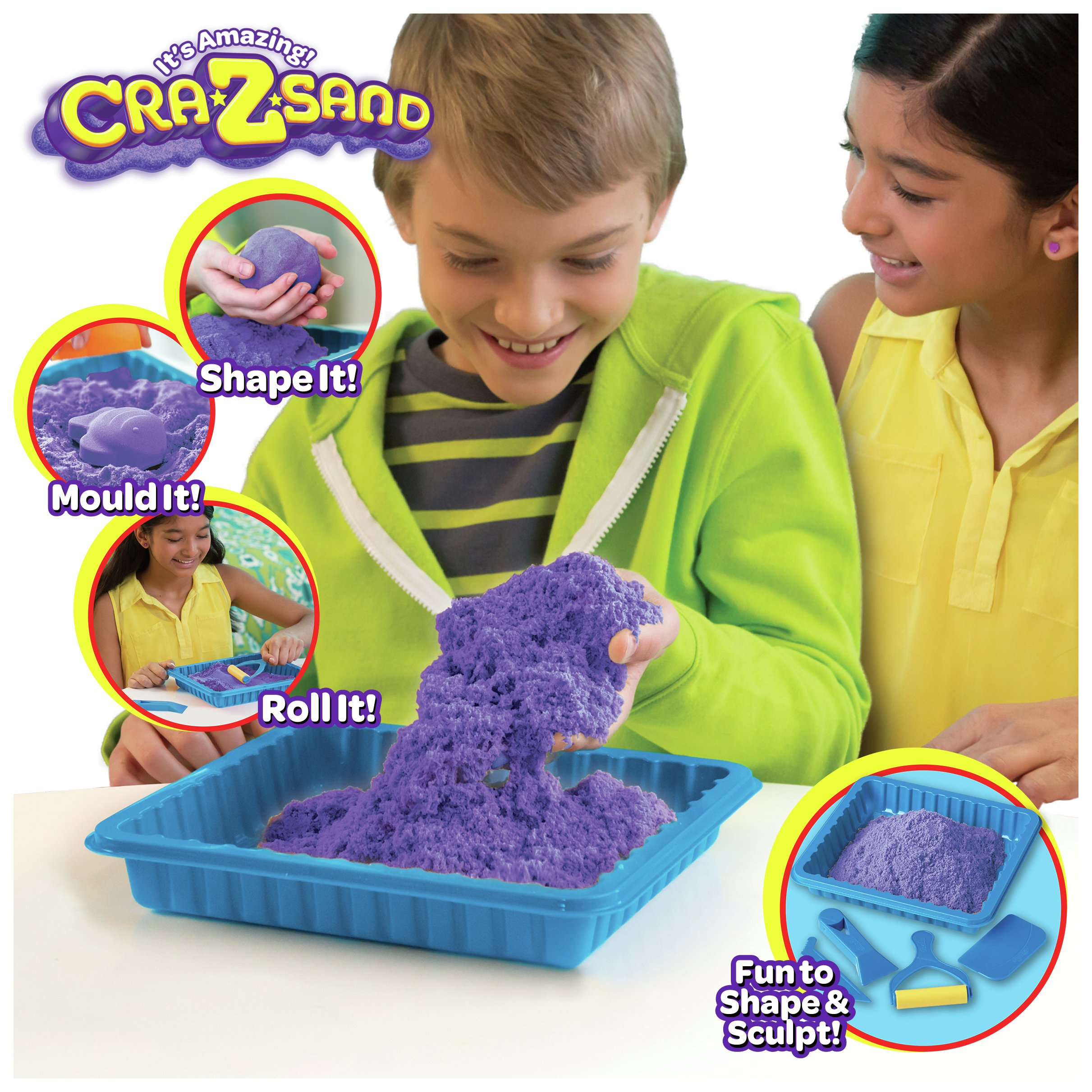 Image of Cra-Z-Sand Deluxe Sand Playset