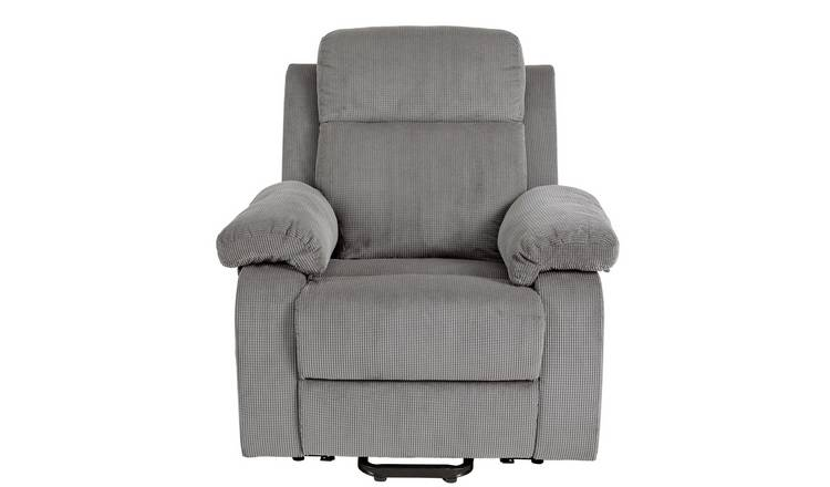 Argos Home Bradley Power Riser Recliner Chair - Natural