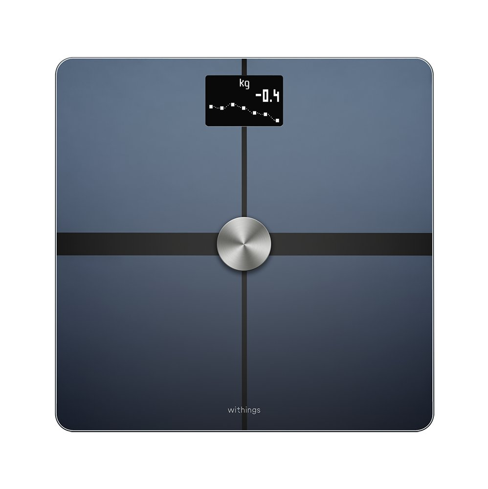 Withings Body+ Body Compostion Wi-Fi Scale - Black