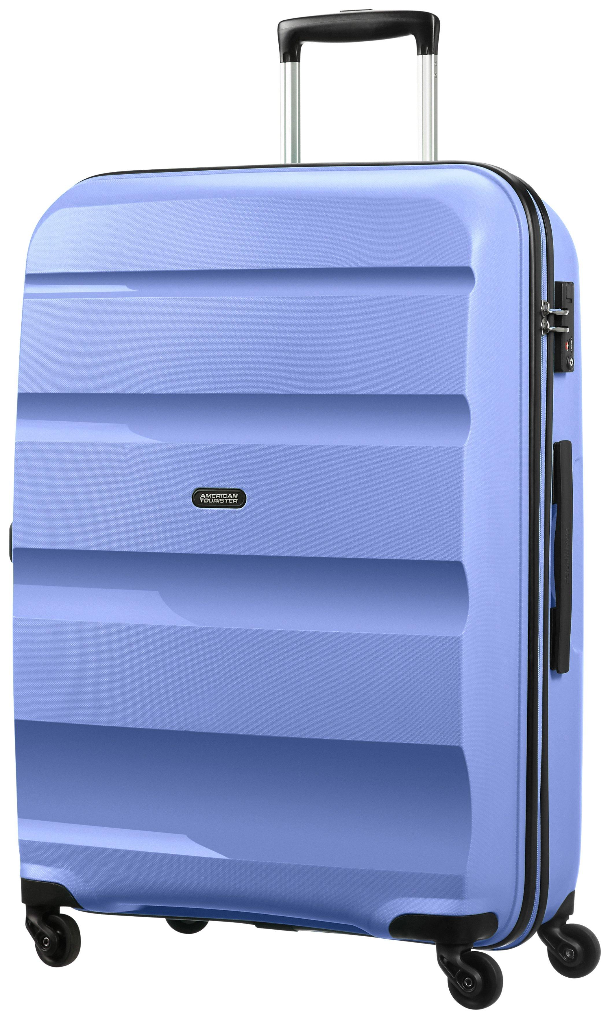 Image of American Tourister Bon Air 91 litre 4 Wheel Suitcase - Blue