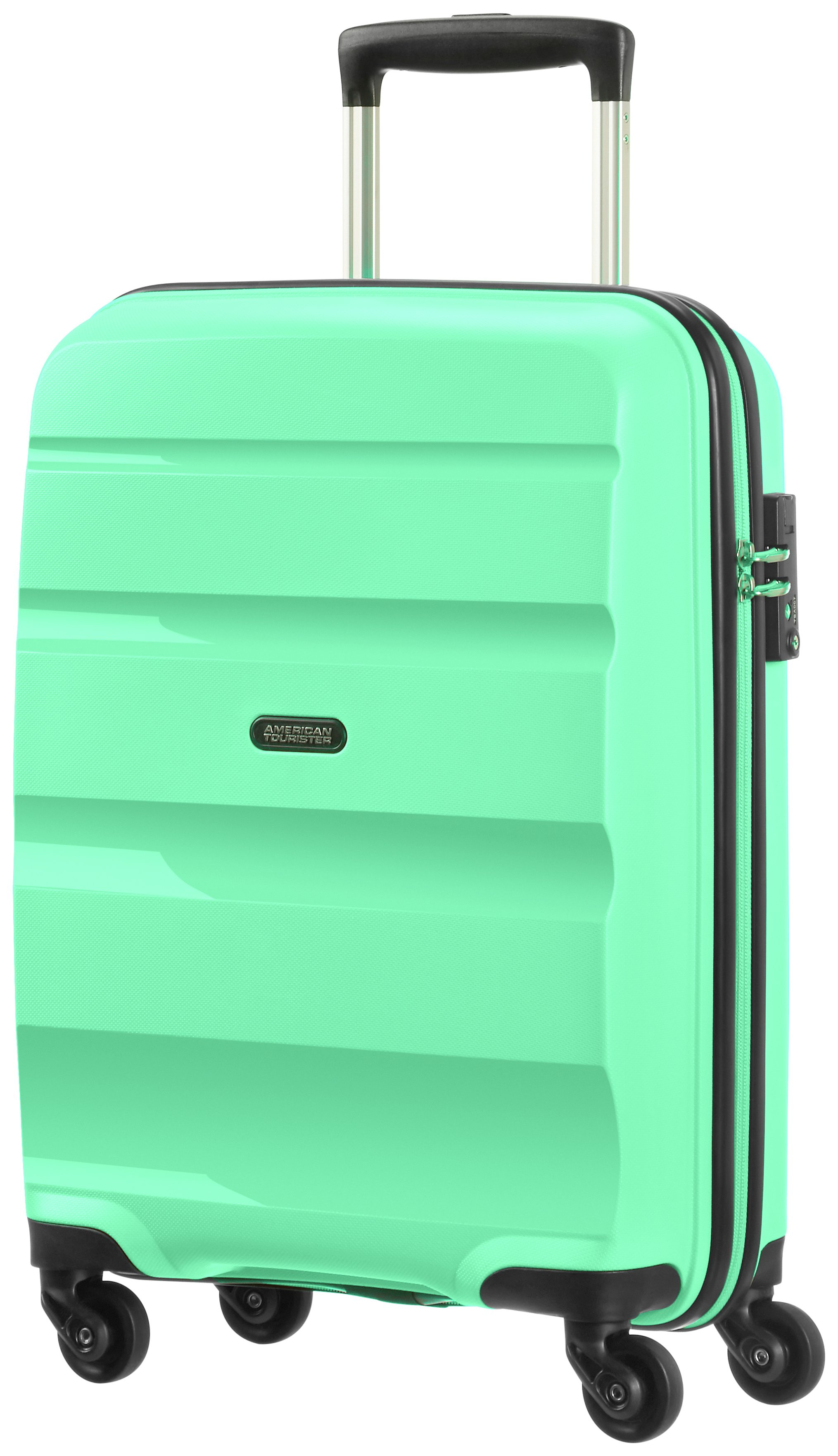 Image of American Tourister Bon Air 4 Wheel Spinner - Mint Green