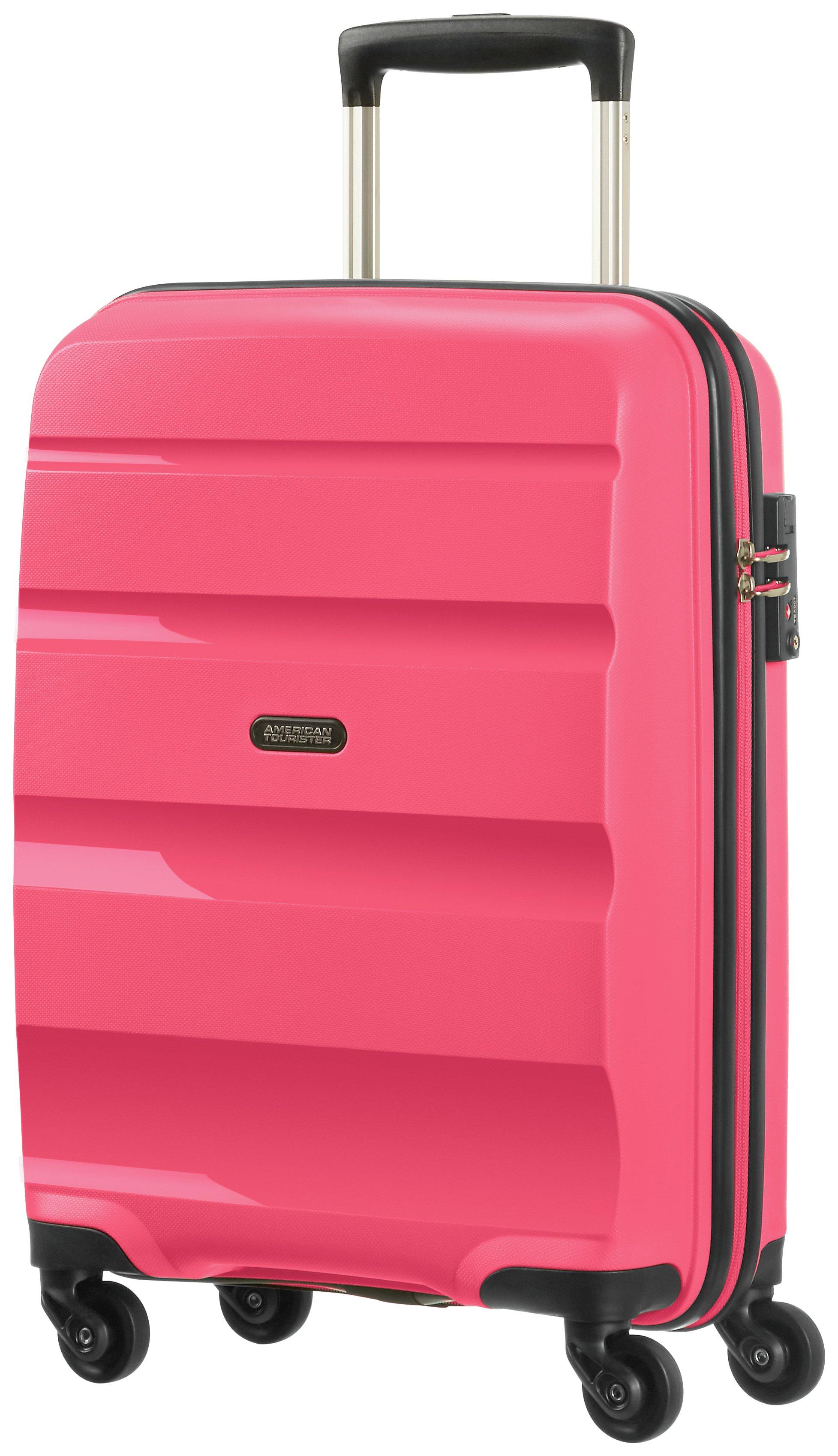 American Tourister Bon Air 4 Wheel Spinner - Fresh Pink