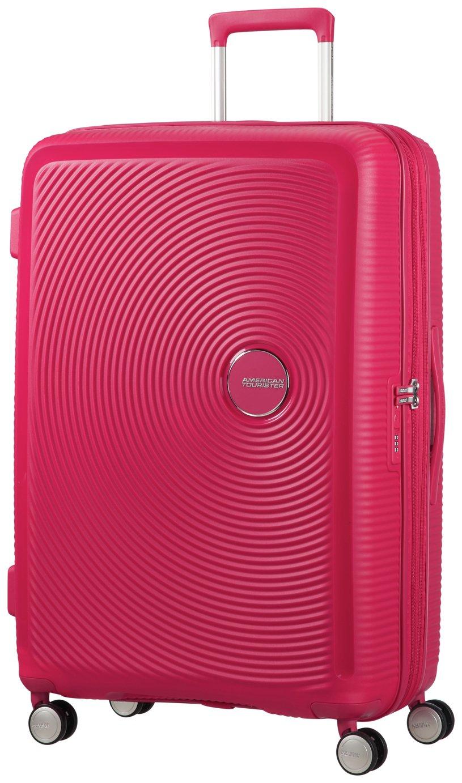 American Tourister Soundbox 8 Wheel Spinner 55 - Pink