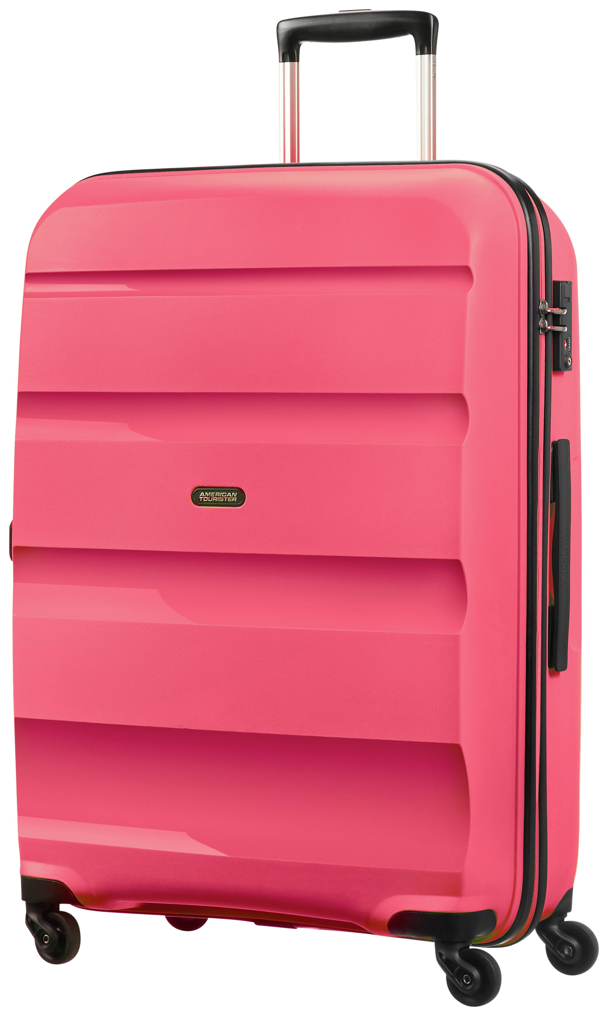 Image of American Tourister Bon Air 91 litre 4 Wheel Pink Suitcase