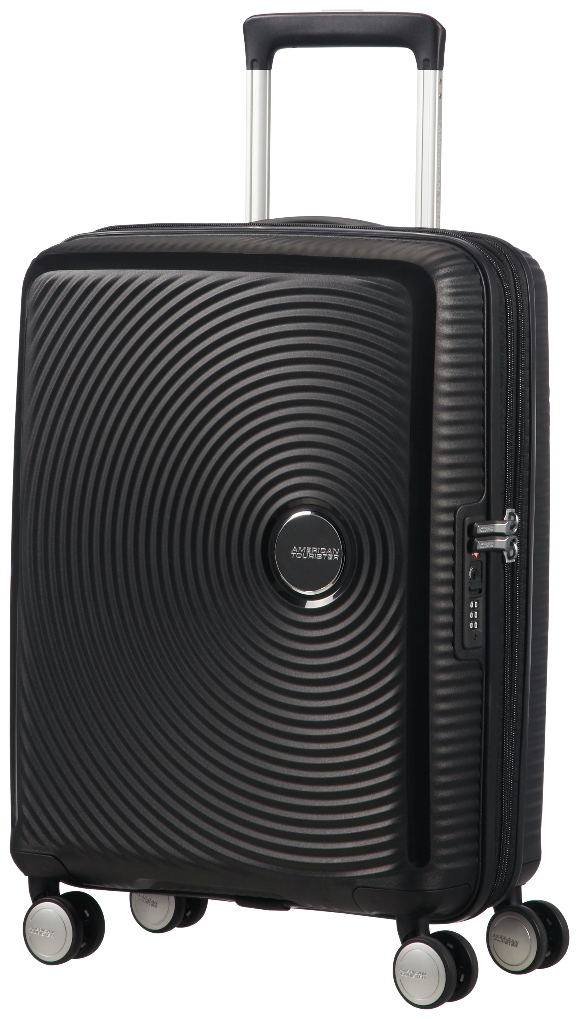 American Tourister Soundbox 8 Wheel Small Hard Suitcase