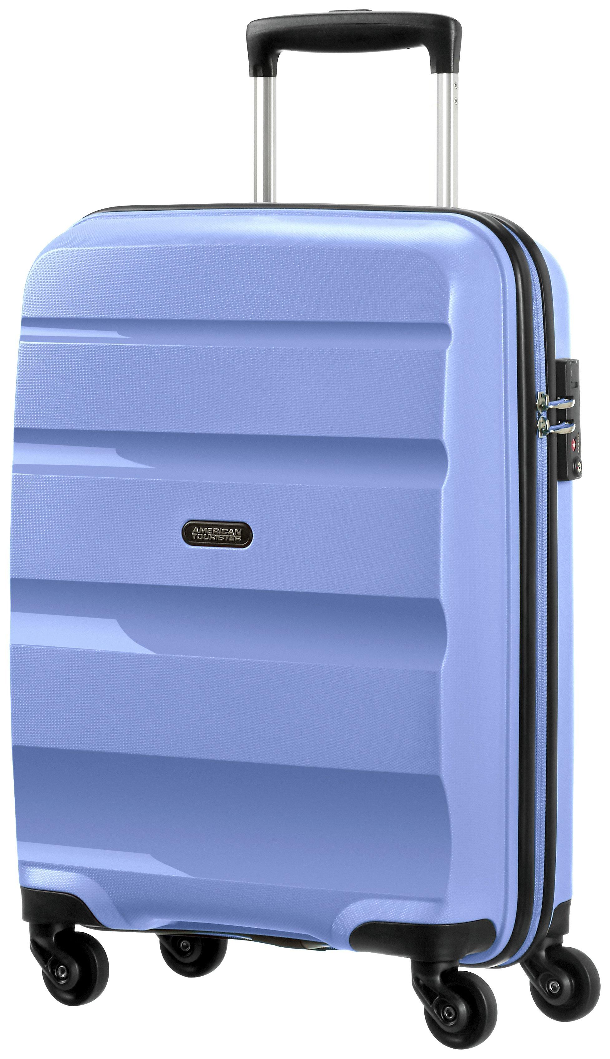 Image of American Tourister Bon Air 31.5 litre 4 Wheel Suitcase - Blue