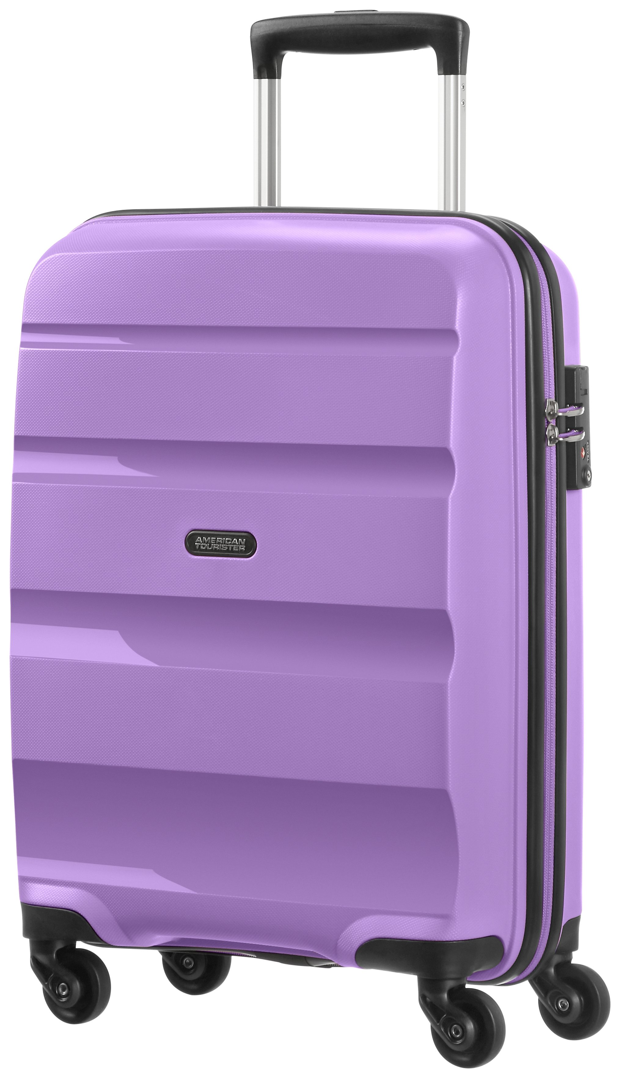 Image of American Tourister Bon Air 91 litre 4 Wheel Suitcase - Lilac