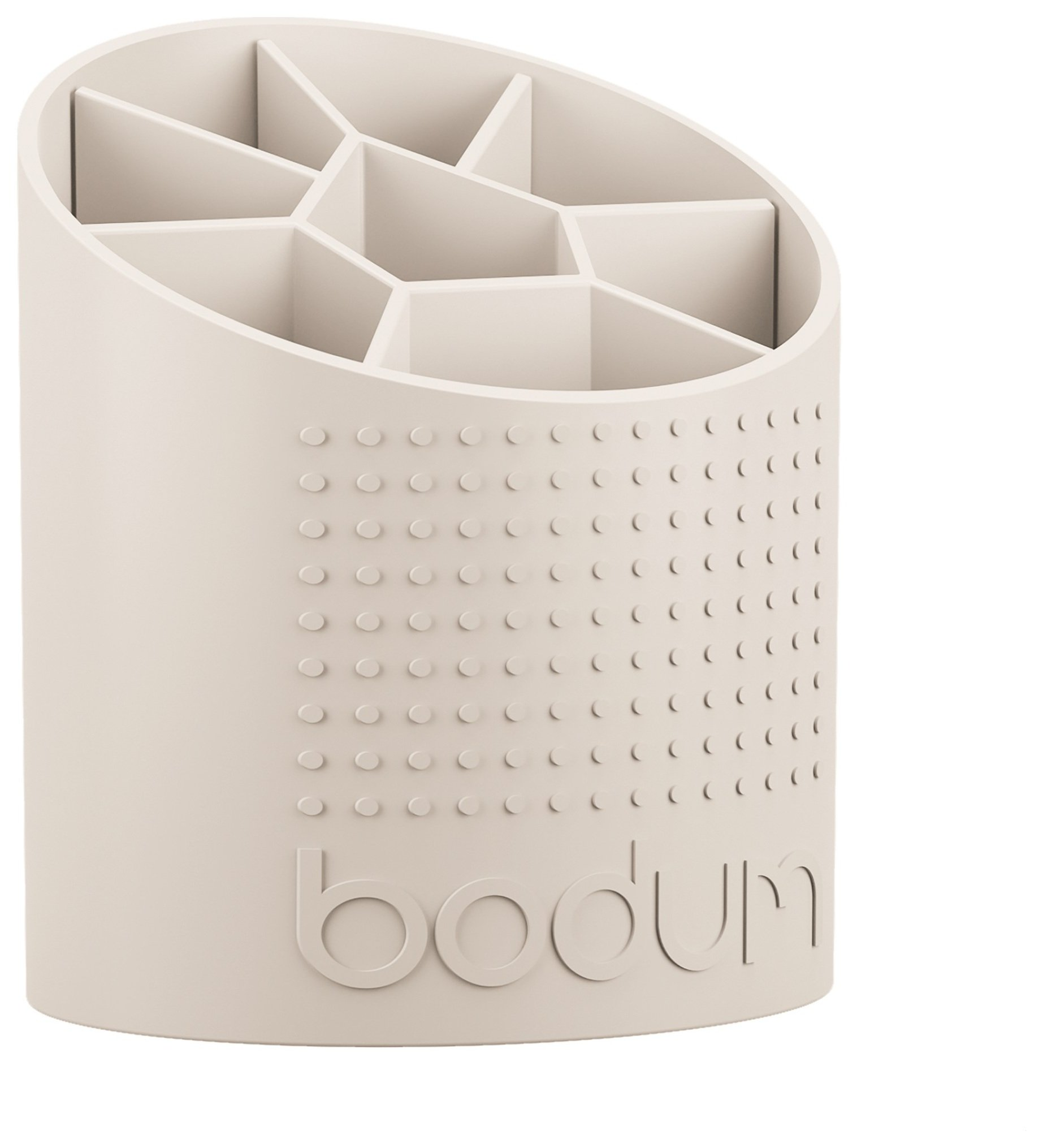 Image of Bodum Bistro Utensil Holder - White