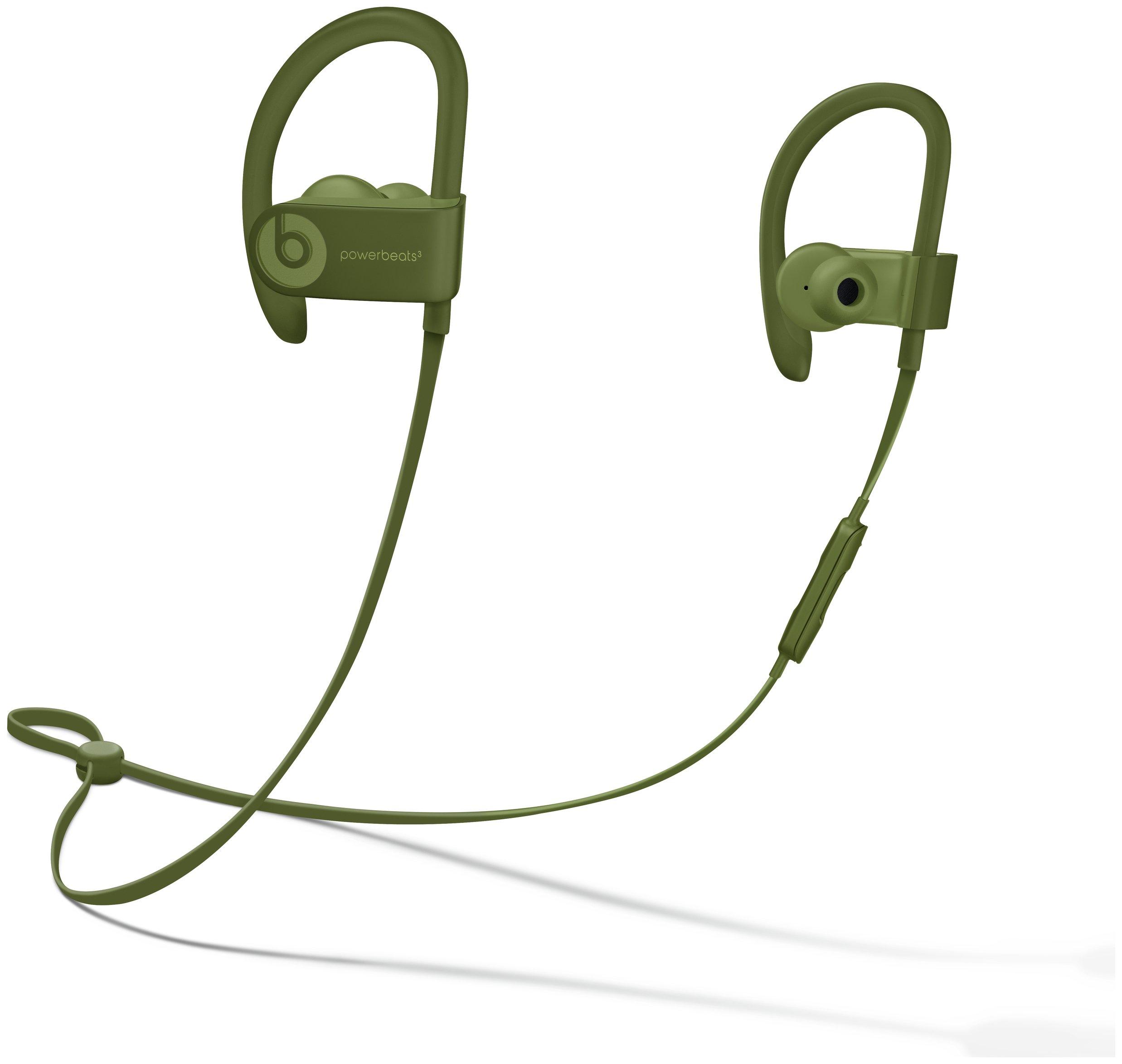Beats by Dre Powerbeats3 Wireless Earphones - Green