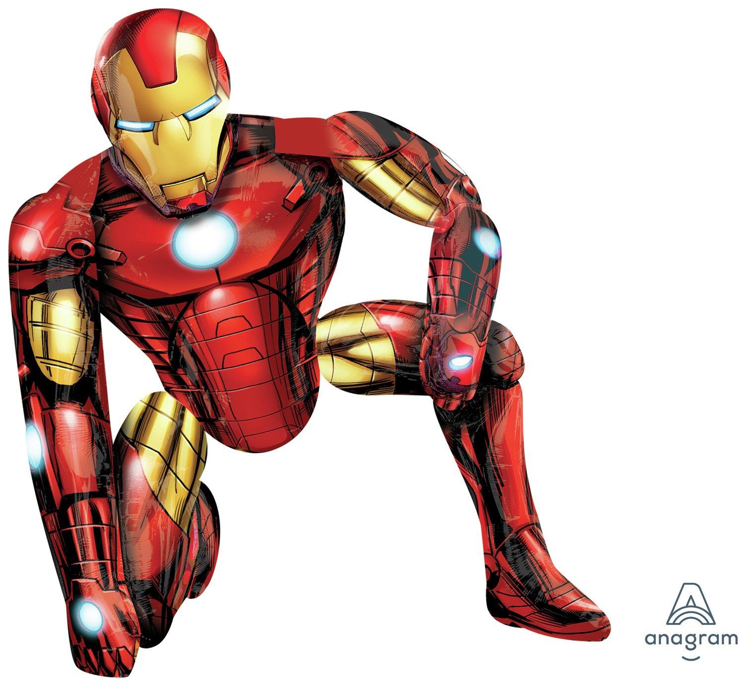 Marvel Iron Man Avengers Airwalker