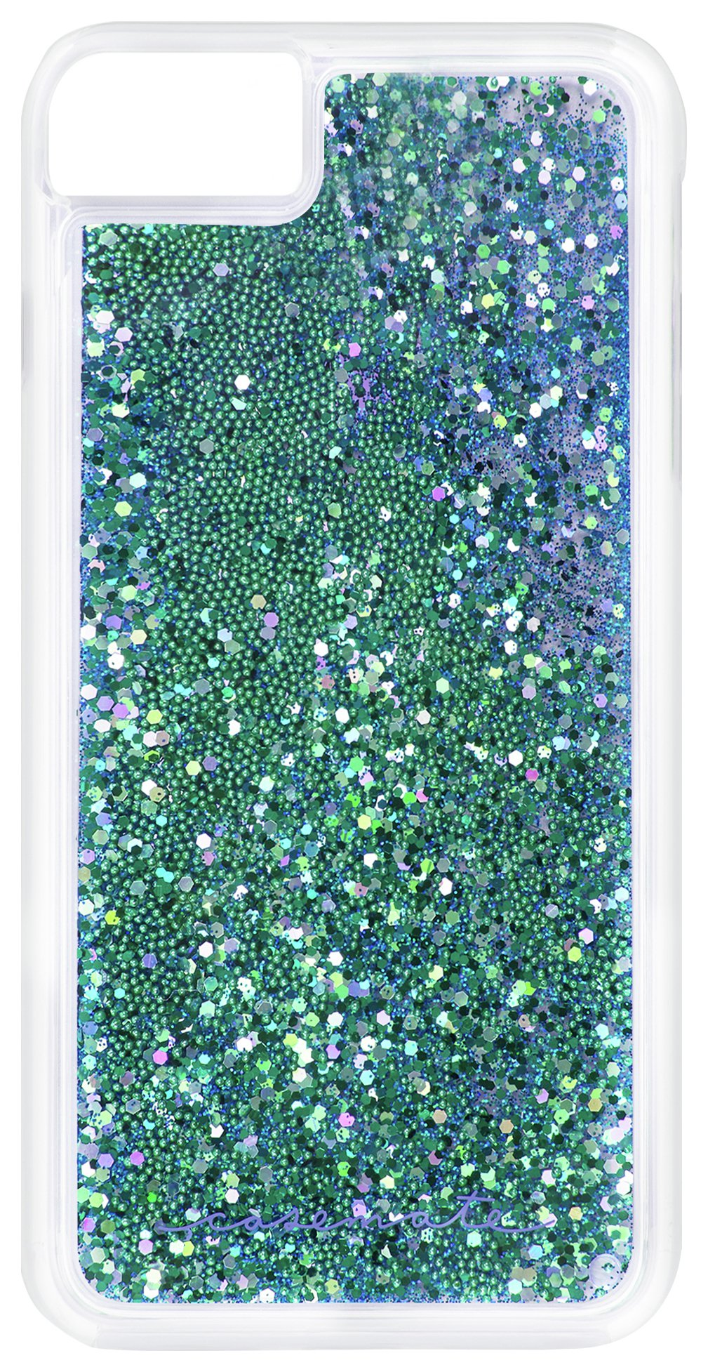 Image of Case-Mate Waterfall iPhone 6/ 6s/ 7 / 8 Case - Teal