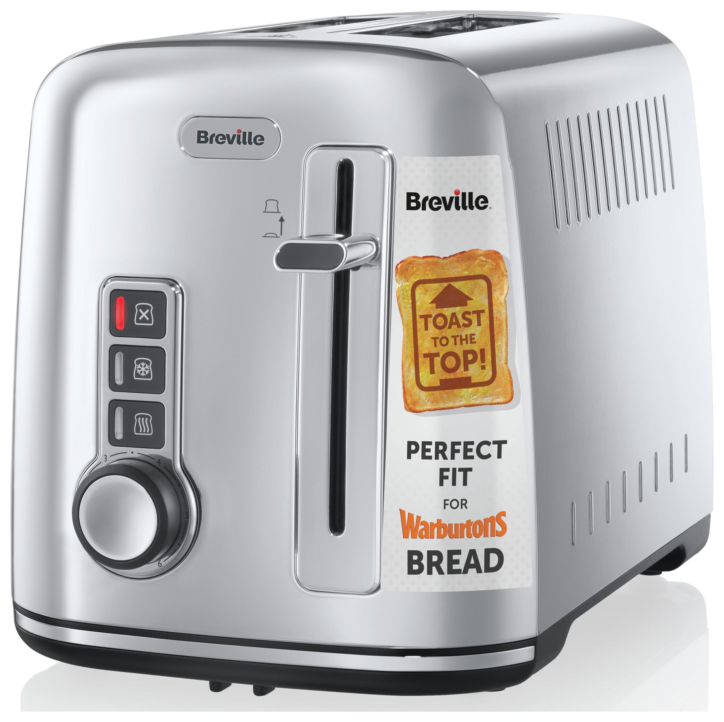 Image of Breville VTT570 Warburton 2 Slice Toaster
