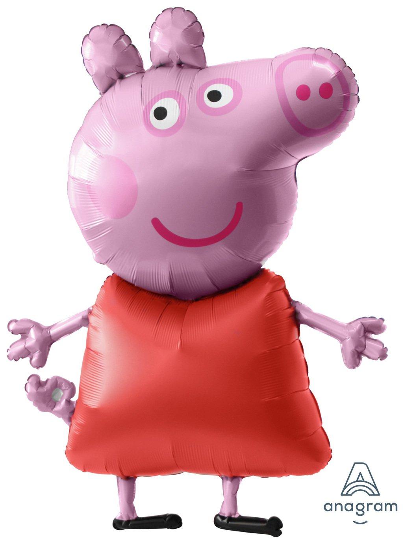 E1 Peppa Pig Airwalker