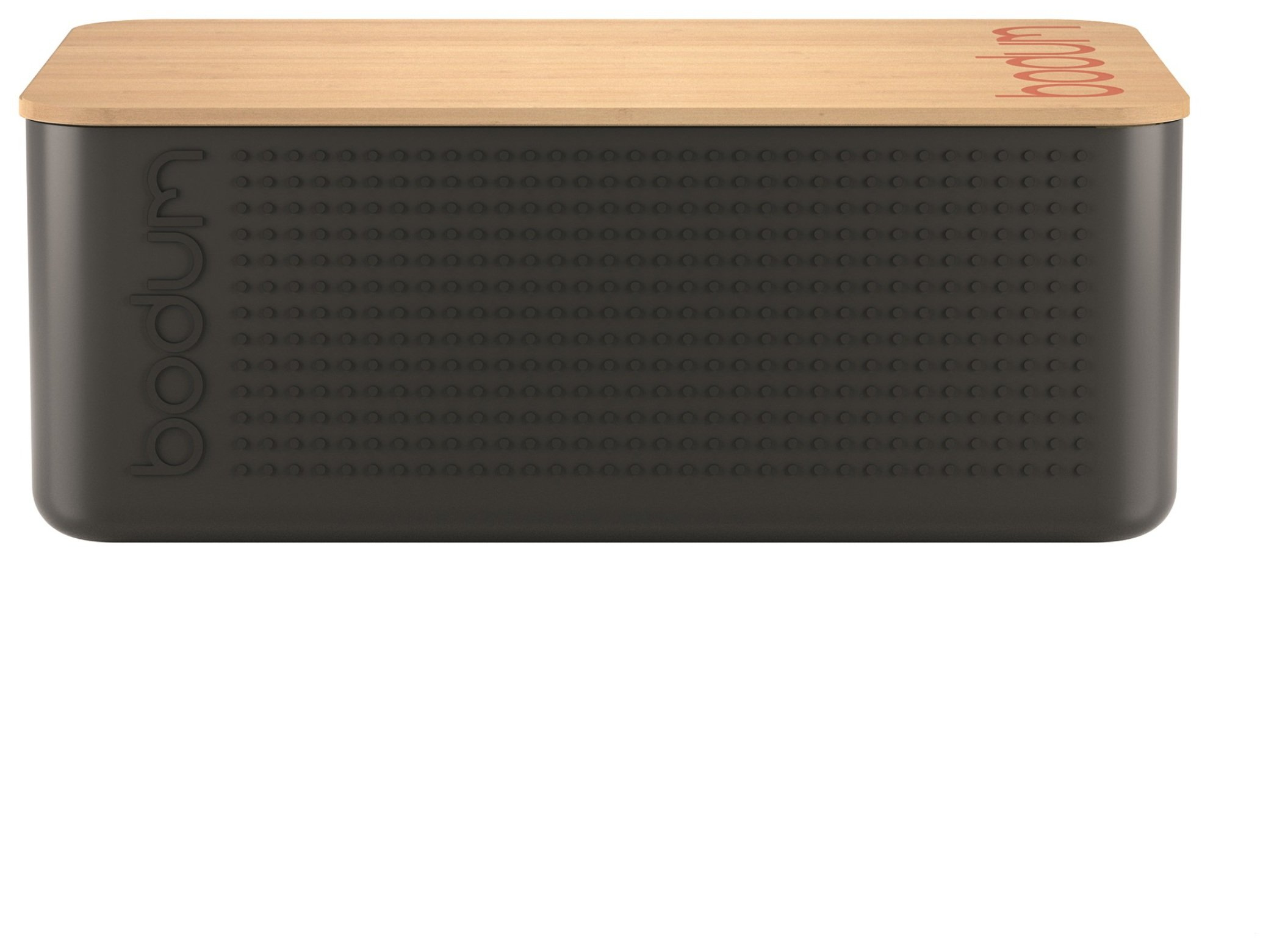 Image of Bodum Bistro Bread Box - Black