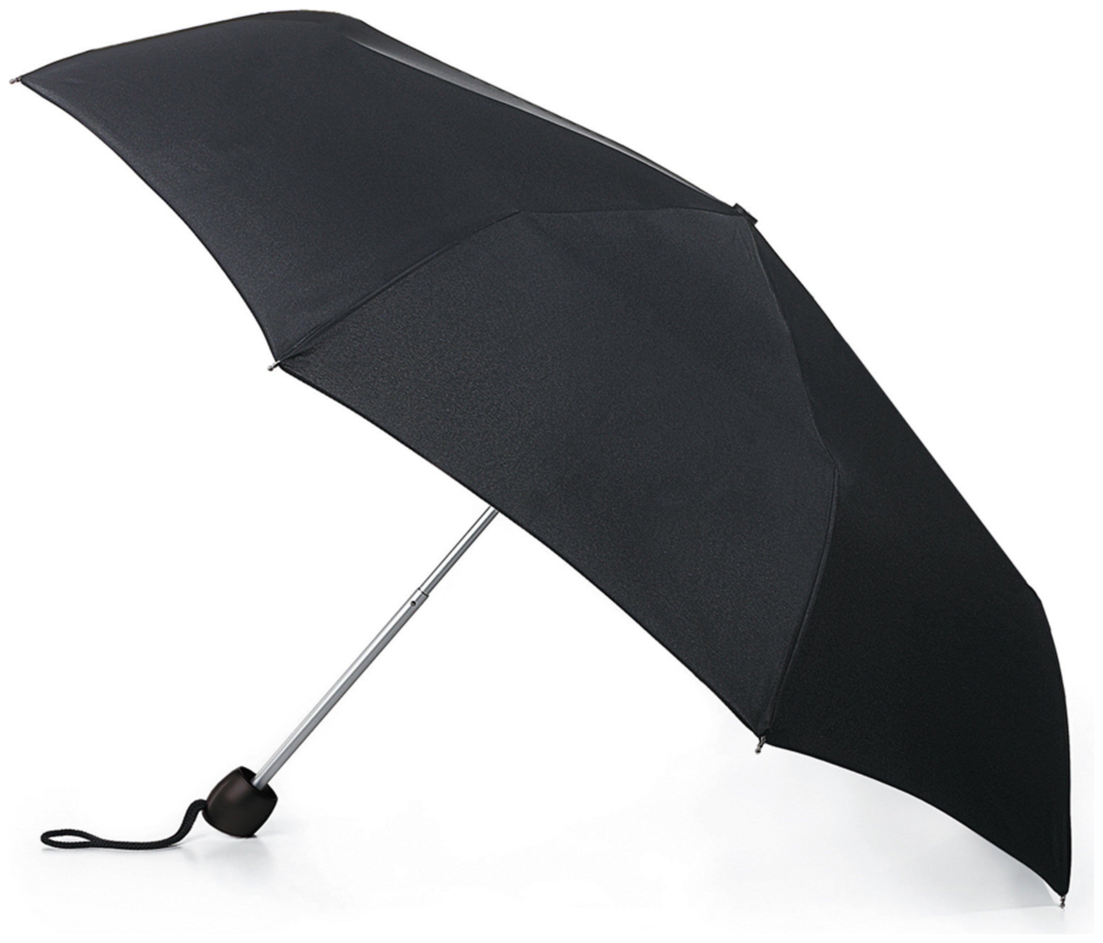 Fulton Minilite 1 Umbrella - Black