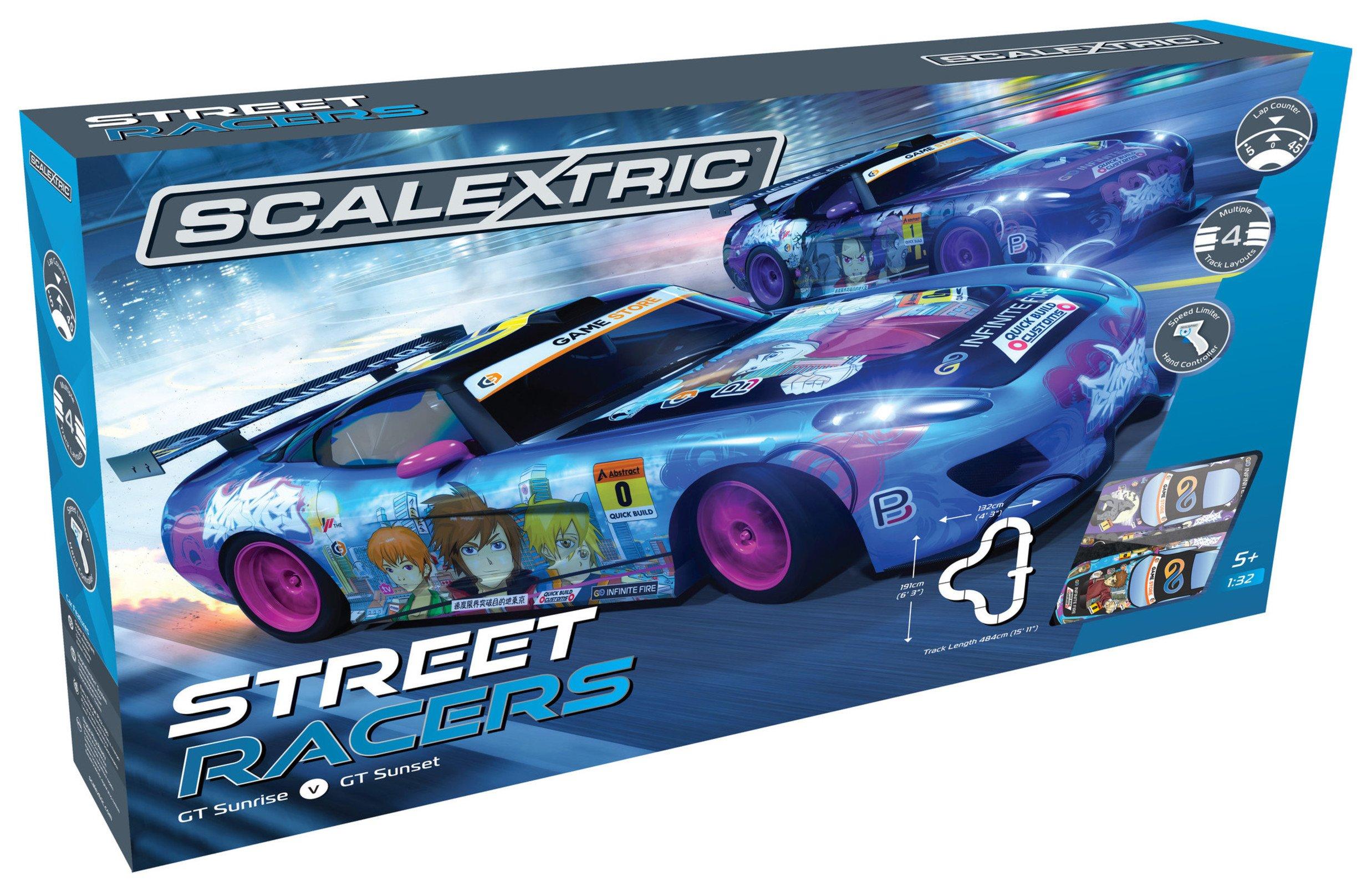 Scalextric Street Racers