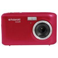 Polaroid XX128 20MP Compact Digital Camera - Red