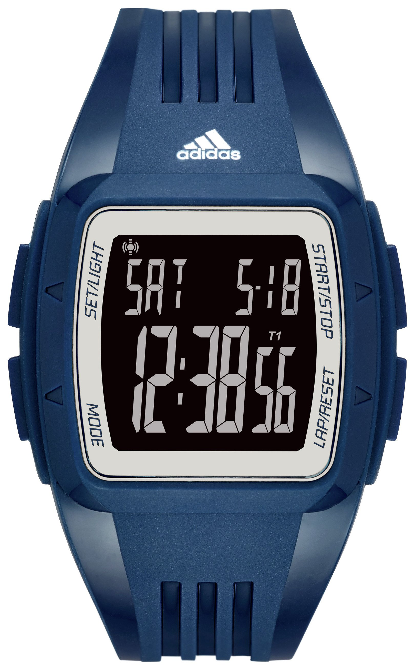 Image of Adidas Duramo Unisex ADP3268 Night Marine Blue Strap Watch