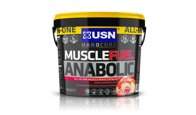 USN Muscle Fuel Anabolic Strawberry - 4kg