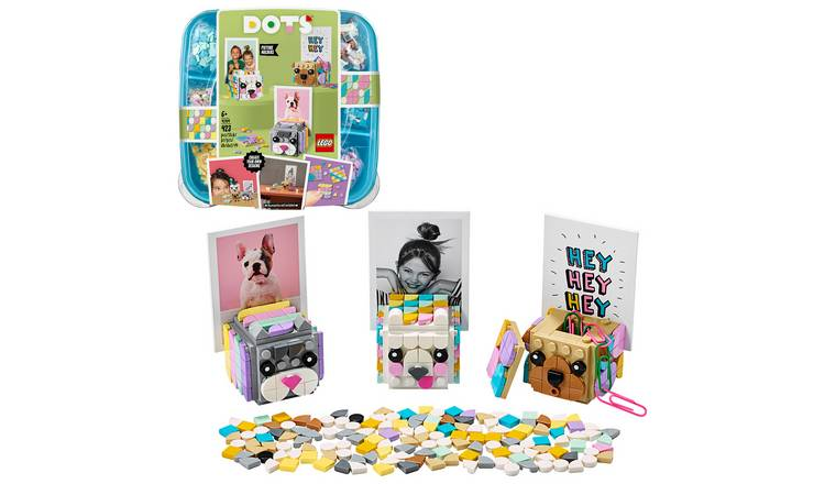 LEGO DOTS Animal Picture Holders DIY Craft Decor Set - 41904