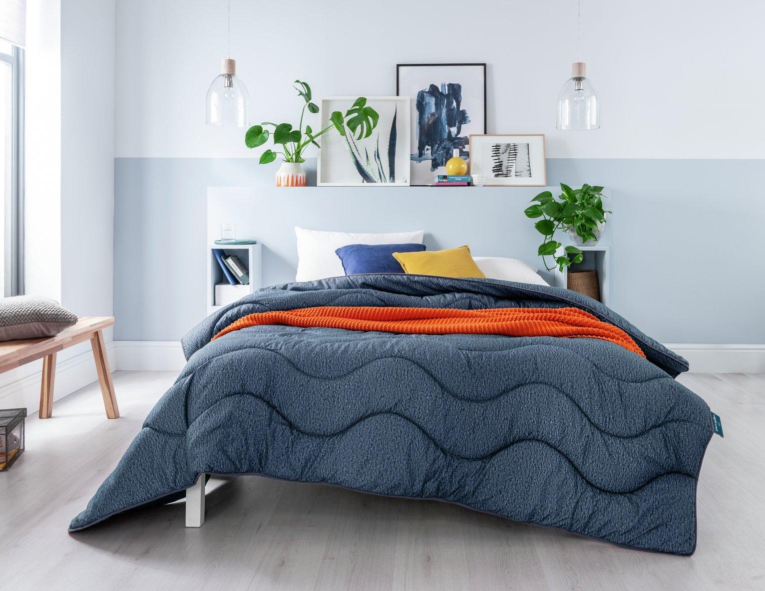 Coverless Duvet  10.5 Tog Single Size  Night Owl The Fine Bedding Co
