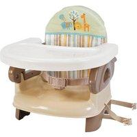 Summer Infant 2 Level Booster Seat - Safari Stripe.