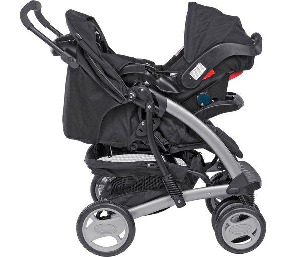 Buy Graco Quattro Tour Baby Travel System Deluxe - Oxford ...