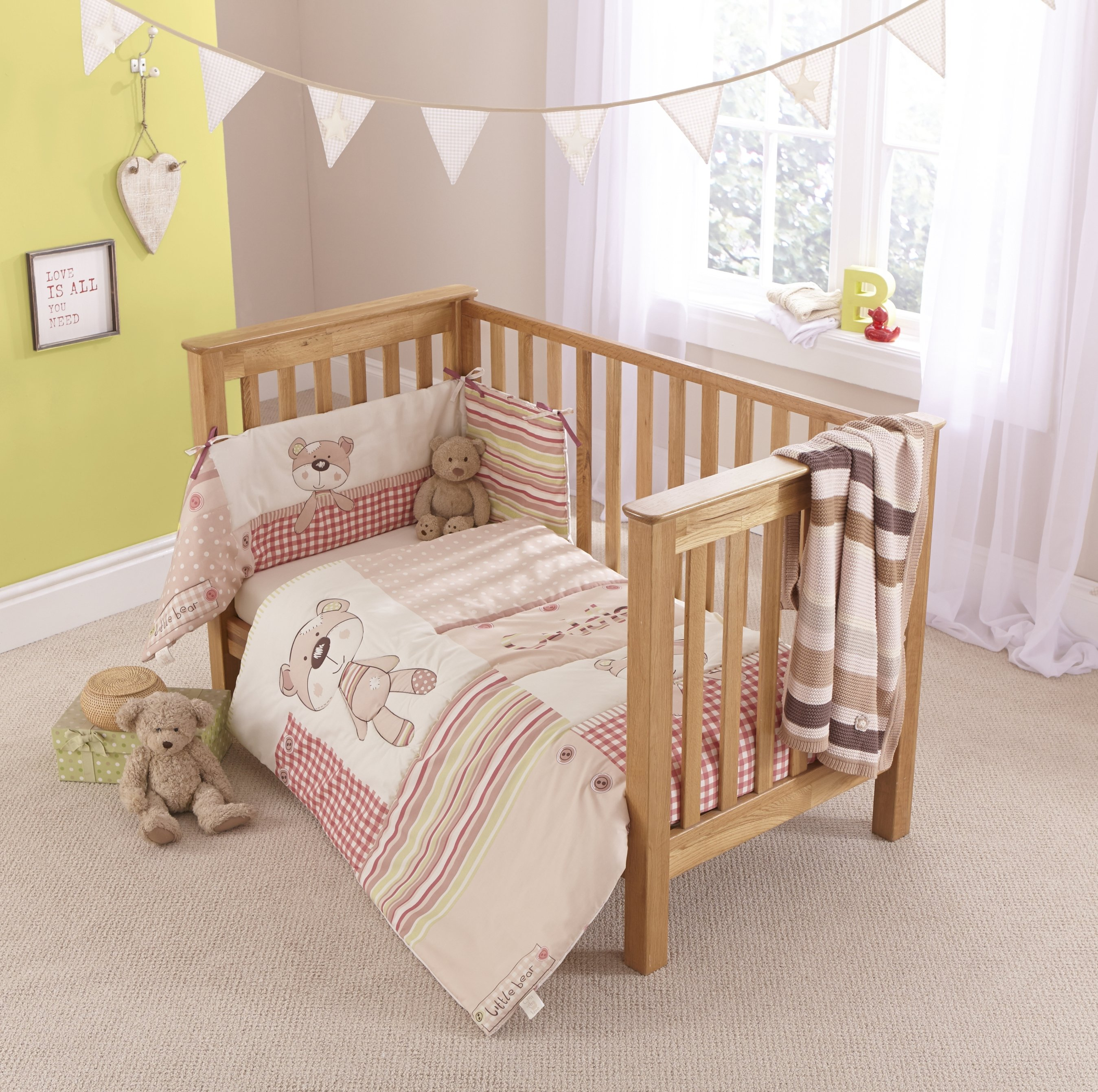 Cot Bedding Available From