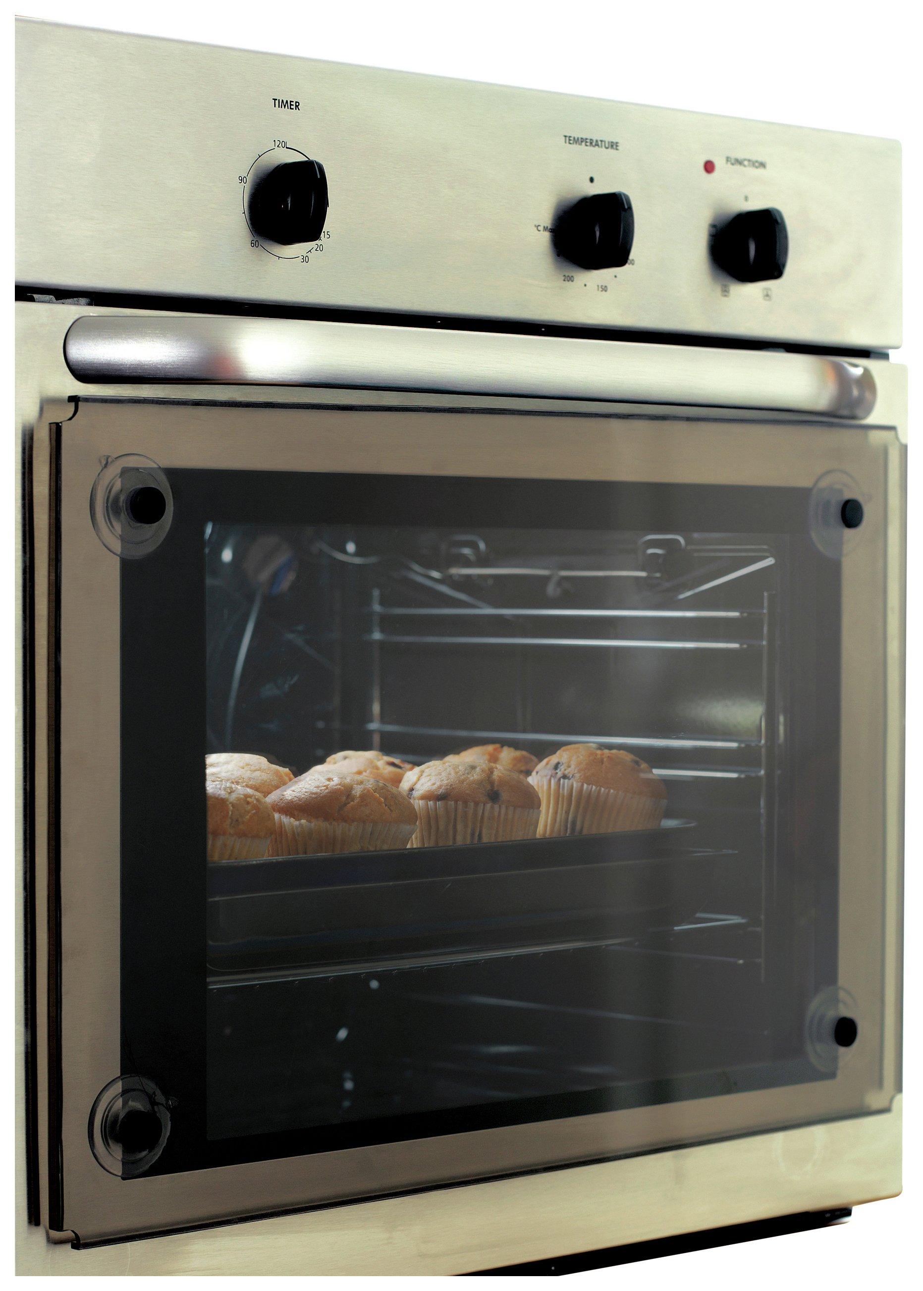 Image of Clevamama - Transparent Oven Door Guard