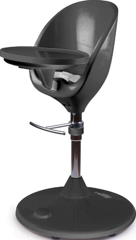 Image of Brother Max Black Scoop - Highchair