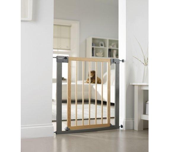 buy lindam sure shut deco gate at your. Black Bedroom Furniture Sets. Home Design Ideas